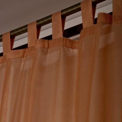 Κουρτίνες με τιράντες